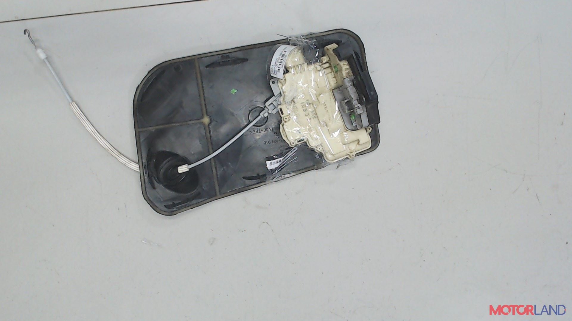 Замок двери Audi Q7 2006-2009 4.2 л. 2006 BAR б/у #3
