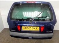 6025370575 Крышка (дверь) багажника Renault Espace 3 1996-2002 5981075 #1