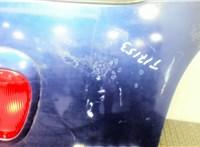 6025370575 Крышка (дверь) багажника Renault Espace 3 1996-2002 5981075 #3