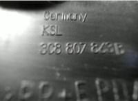 3C8 807 863B Кронштейн (лапа крепления) Volkswagen Passat CC 2008-2012 6034222 #3