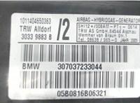 Подушка безопасности боковая (в дверь) BMW X5 E53 2000-2007 6256982 #3