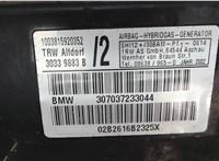 Подушка безопасности боковая (в дверь) BMW X5 E53 2000-2007 6326553 #3