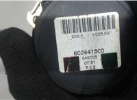 602441500 Ремень безопасности Mitsubishi Colt 2004-2008 6385571 #2