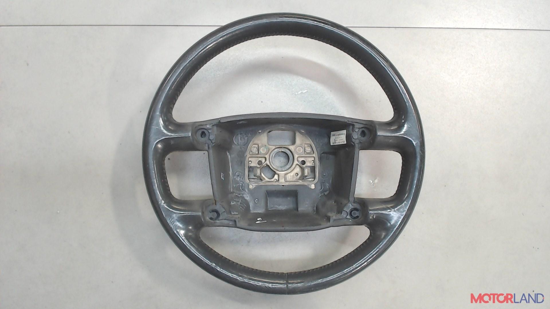 Руль Volkswagen Touareg 2002-2007 3.2 л. 2002 BKJ б/у #1