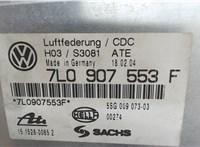 7L0907553F Блок управления (ЭБУ) Porsche Cayenne 2002-2007 6415163 #3