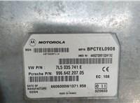 7L5035741 Блок управления (ЭБУ) Porsche Cayenne 2002-2007 6415190 #3