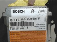 3D0909601F Блок управления (ЭБУ) Volkswagen Touareg 2002-2007 6424366 #3