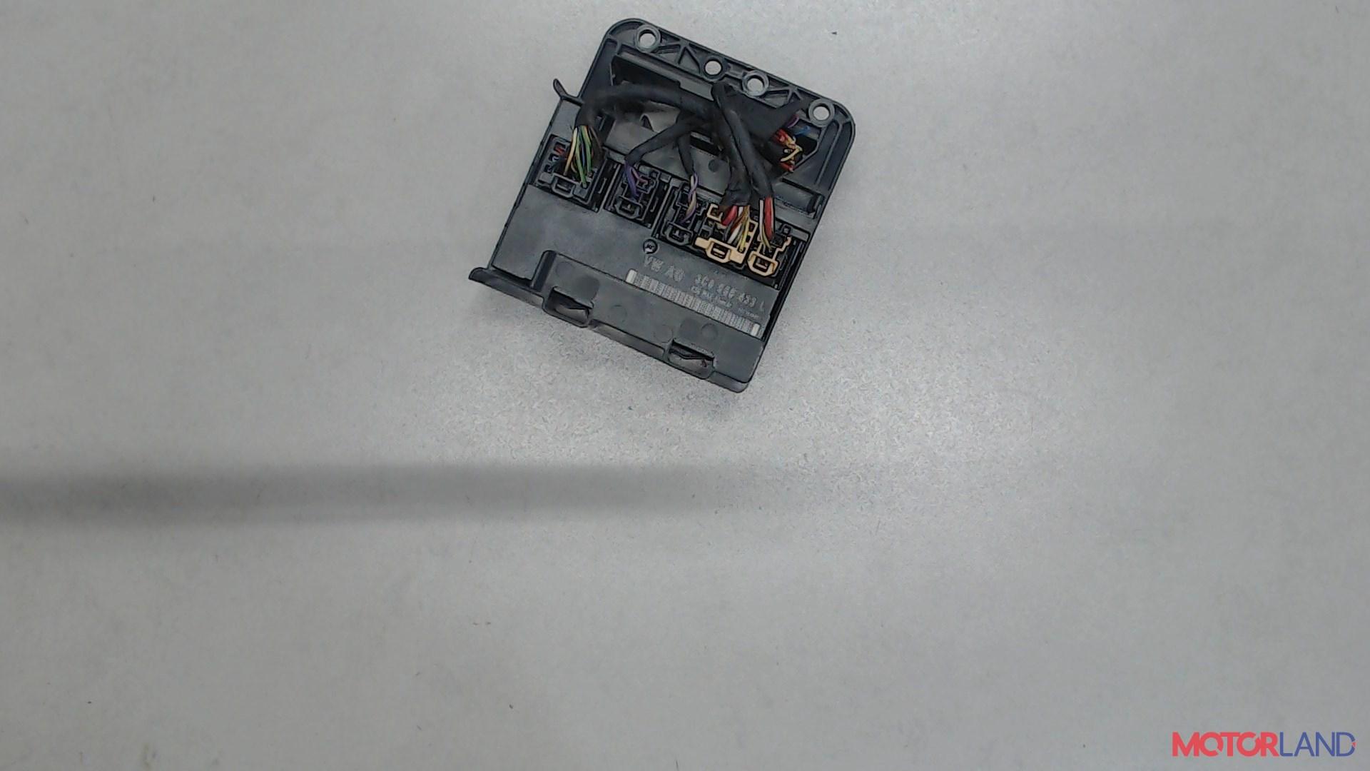 Блок управления (ЭБУ) Volkswagen Passat 6 2005-2010 3.2 л. 2006 AXZ б/у #2