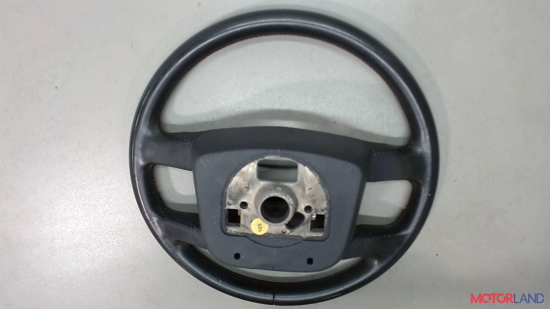 Руль Volkswagen Touareg 2002-2007 3.2 л. 2004 BAA б/у #1
