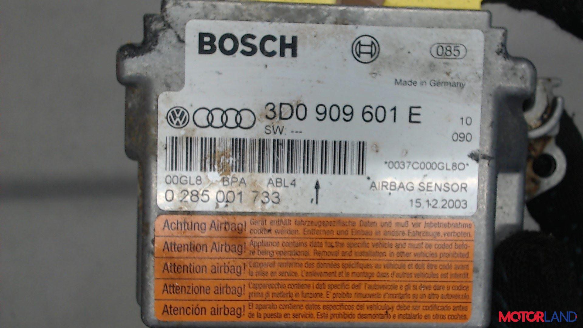 Блок управления (ЭБУ) Porsche Cayenne 2002-2007 3.2 л. 2004 M02.2Y б/у #2