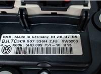 3C8907336H Переключатель отопителя (печки) Volkswagen Golf 6 2009-2012 6521139 #3