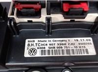 3C8907336H Переключатель отопителя (печки) Volkswagen Golf 6 2009-2012 6521337 #3