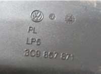3C9867871J Шторка багажника Volkswagen Passat 6 2005-2010 6523620 #4