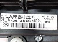3C8907336H Переключатель отопителя (печки) Volkswagen Golf 6 2009-2012 6561955 #3