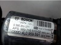 0390200071 / 4L0959591 Двигатель электролюка Audi Q7 2006-2009 6615764 #3
