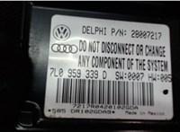 7L0959339D Блок управления (ЭБУ) Volkswagen Touareg 2002-2007 6615955 #4
