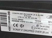 5WK48969A Блок управления (ЭБУ) Ford Fusion 2002-2012 6617301 #4