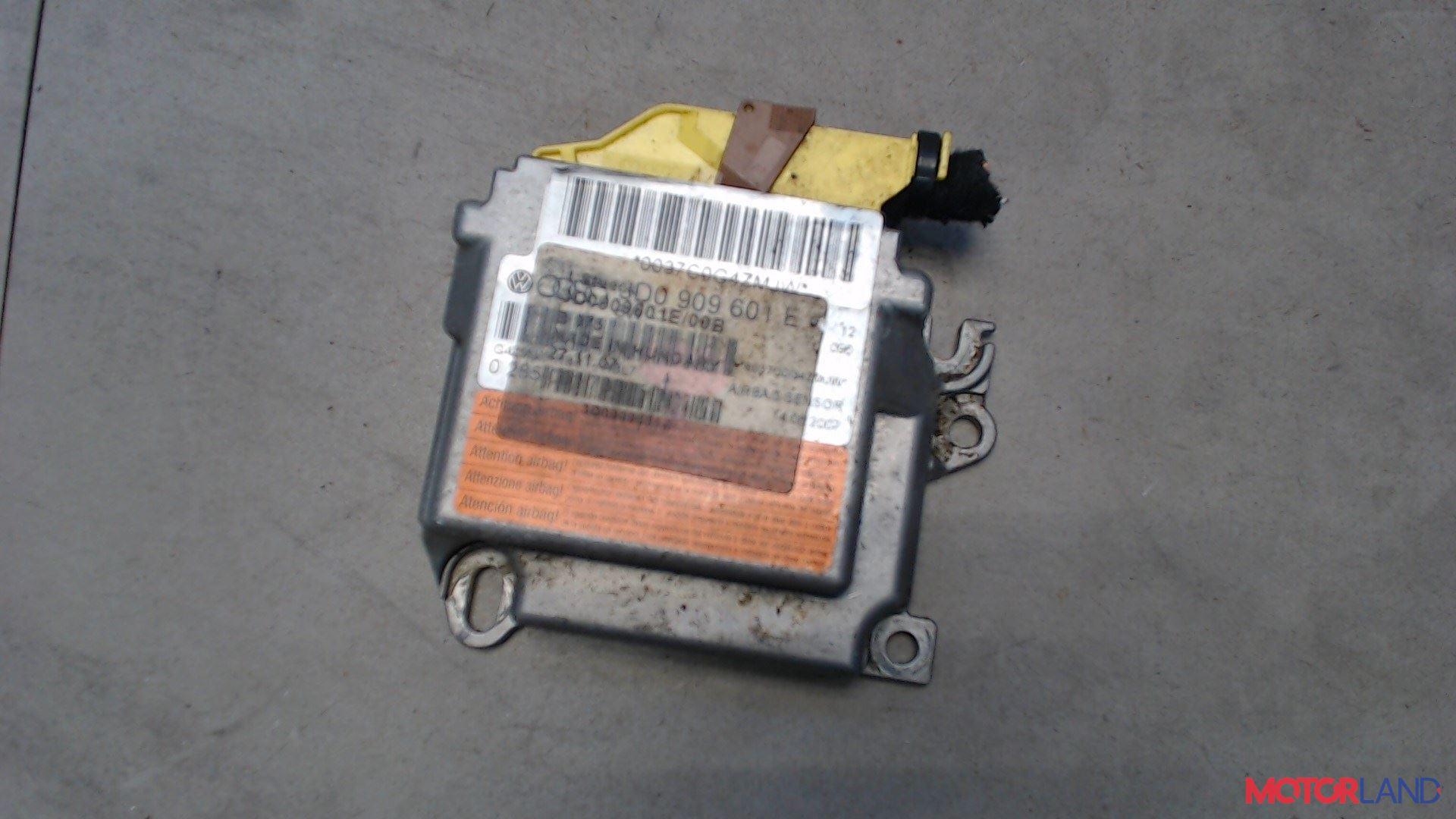 Блок управления (ЭБУ) Volkswagen Touareg 2002-2007 2.5 л. 2005 BAC б/у #1