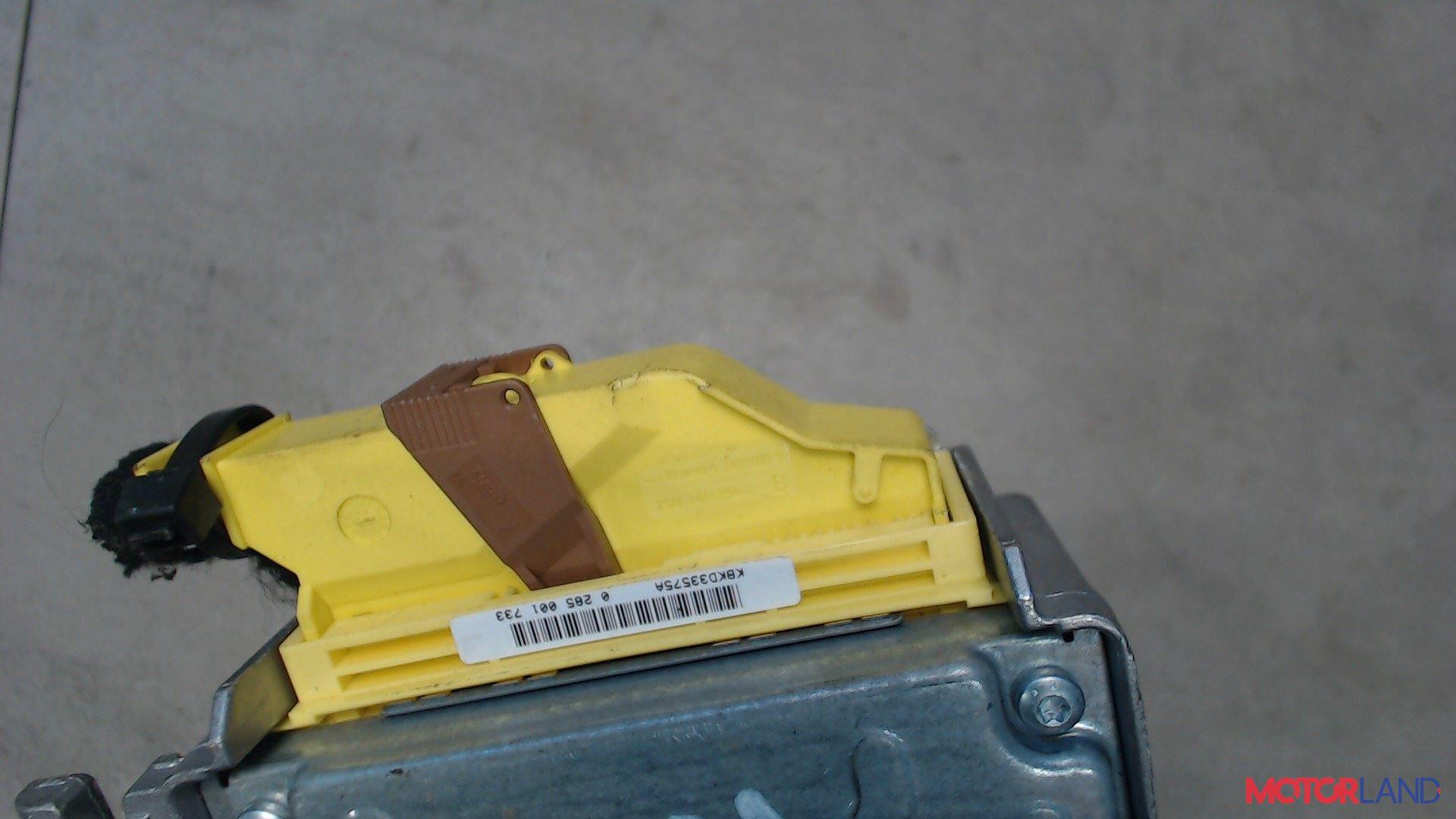 Блок управления (ЭБУ) Volkswagen Touareg 2002-2007 2.5 л. 2005 BAC б/у #3