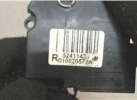 Электропривод заслонки отопителя GMC Envoy 2001-2009 6633501 #3