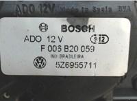 5Z6955711 Двигатель стеклоочистителя (моторчик дворников) Volkswagen Fox 2005-2011 6652084 #3