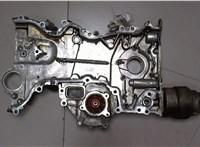 б/н Крышка передняя ДВС Toyota Auris E15 2006-2012 6698831 #1
