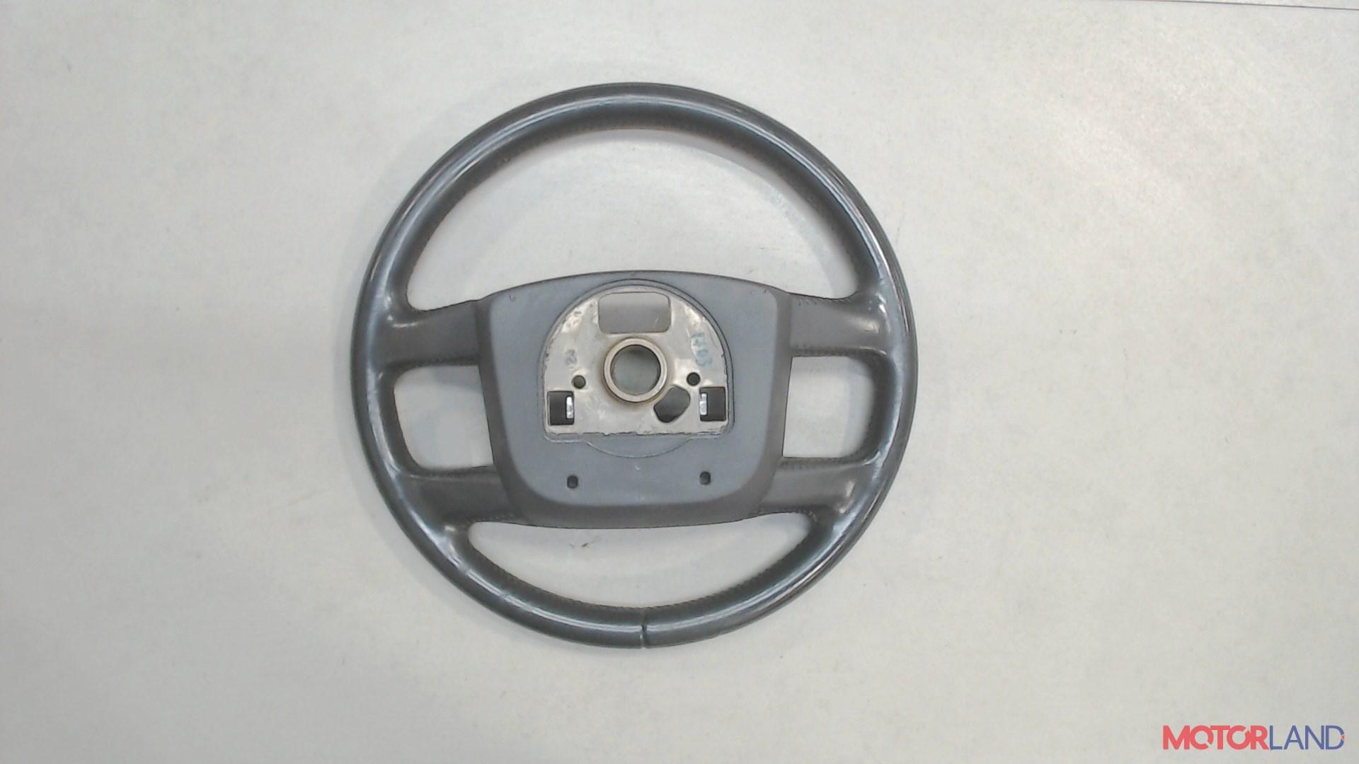 Руль Volkswagen Touareg 2002-2007 2.5 л. 2005 BAC б/у #2