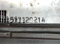 1511120214 Радиатор кондиционера салона Lincoln Aviator 2002-2005 6711208 #3