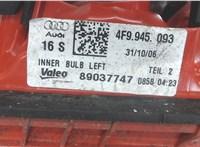 Фонарь крышки багажника Audi A6 (C6) 2005-2011 6716373 #5