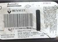 985h10013r, 610518900gd Подушка безопасности боковая (в сиденье) Renault Scenic 2009-2012 6719964 #3