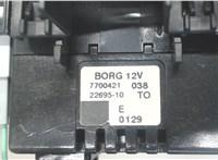 7700421038 Часы Renault Megane 1996-2002 6725348 #3