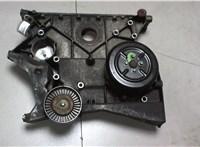 Крышка передняя ДВС Mercedes C W203 2000-2007 6727139 #1