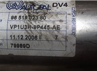 Охладитель отработанных газов Peugeot 207 6729568 #2