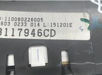 13117946CD, 110080226005 Щиток приборов (приборная панель) Opel Corsa C 2000-2006 6730865 #3
