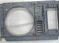 б/н Кожух вентилятора радиатора (диффузор) Citroen C4 Picasso 2006-2013 6734480 #1