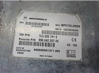 Блок управления (ЭБУ) Porsche Cayenne 2002-2007 6736328 #4