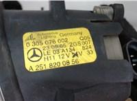 2508200856 Фара противотуманная (галогенка) Mercedes A W169 2004-2012 6751662 #3