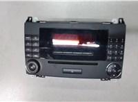 Магнитола Mercedes A W169 2004-2012 6753764 #1