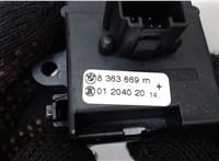 01204020, 8363669 Переключатель дворников (стеклоочистителя) BMW 3 E46 1998-2005 6754110 #3