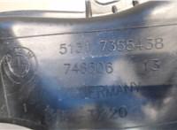 51317355438, 74850613 Воздуховод BMW X1 (F48) 2015- 6754757 #3