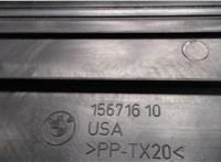 15671610 Пластик (обшивка) моторного отсека BMW X6 6758791 #2