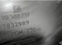 Защита моторного отсека (картера ДВС) Opel Astra F 1991-1998 6759302 #2