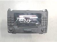Магнитола Mercedes A W169 2004-2012 6759440 #1