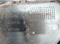 Полка под АКБ Citroen C4 2004-2010 6761016 #2