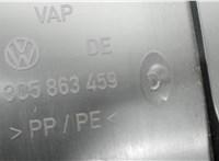 Пластик (обшивка) багажника Volkswagen Passat 7 2010-2015 6761231 #2