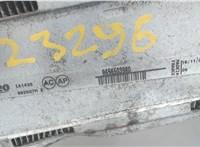 Радиатор интеркулера Citroen C4 Picasso 2006-2013 6761657 #3