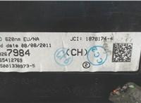 13267984 Дисплей компьютера (информационный) Opel Astra J 2010-2017 6762024 #3