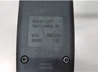 96845112xt Замок ремня безопасности Citroen C4 Grand Picasso 2006-2013 6762787 #3