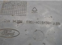6s61a018a58abw Заглушка (решетка) бампера Ford Fiesta 2001-2007 6764572 #2