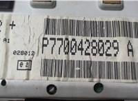 7700428029a Дисплей компьютера (информационный) Renault Megane 1996-2002 6765450 #3